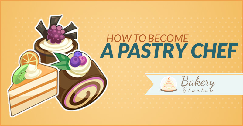Header for how to become a pastry chef guide